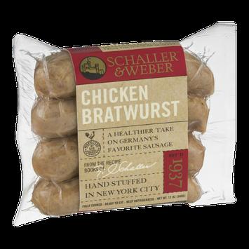 Schaller & Weber Chicken Bratwurst