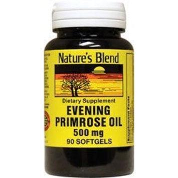Nature's Blend Evening Primrose Oil 500 mg 90 Sgels