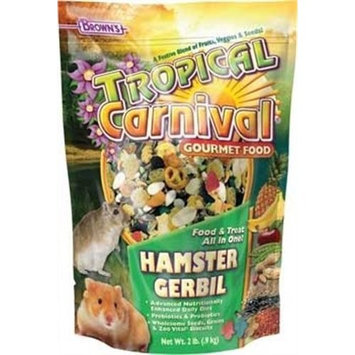 Fm Browns Sons Inc Tropical Carnival Hamster Food