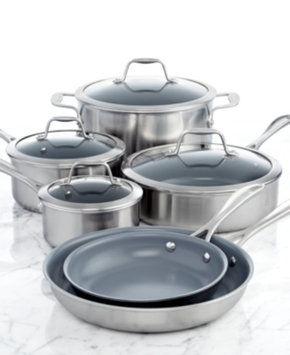 Zwilling J.a. Henckels Zwilling J.A. Henckels Spirit 10-Piece Stainless Steel Set