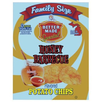 Better Made Special Honey Barbecue Potato Chips, 9.5 oz