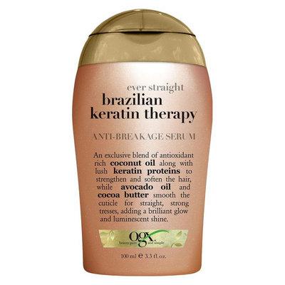 OGX® Ever Straight Brazilian Keratin Therapy Anti-Breakage Serum