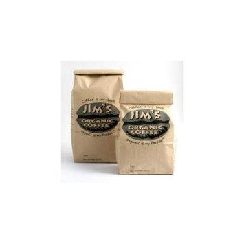 Jims Organic Coffee Organic Tie Bags Joc Tin 175 Count
