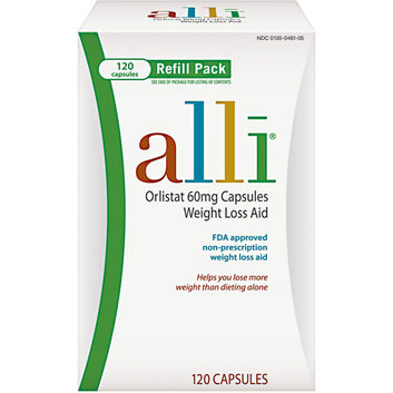 Alli Weight Loss Refill Pack