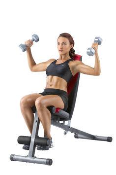 Icon Health & Fitness, Inc. Weider Pro 255 Slant Bench - ICON HEALTH AND FITNESS, INC.