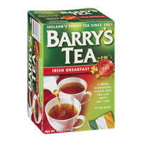 Barry's Tea Bags Irish Breakfast - 40 CT