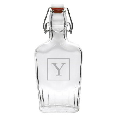 Cathy's Concepts Personalized Monogram Glass Dispenser - Y