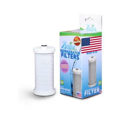 LGM7251242FR-06 Compatible Refrigerator Water and Ice Filter by Zuma Filters-(4 Pack)