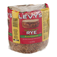Levy's Real Jewish Rye Everything
