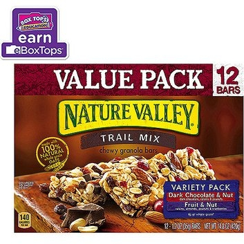 Nature Valley, Trail Mix, Variety Pack