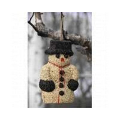 Pine Tree Farms 1300 Mr Sno E. Mann Seed Ornament, 24-Ounce