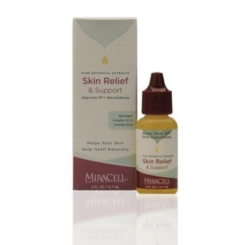 MiraCell Skin Relief and Support .5 oz