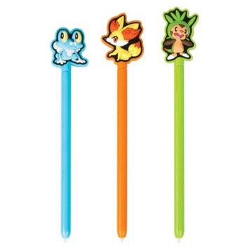 BDA Power A Pokémon Triple Play Stylus Kit - Blue/Orange/Green (Nintendo