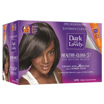 Dark and Lovely Healthy-Gloss Shea Butter Relaxer