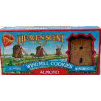 Heaven Scent Windmill Cookies, Almond, 6-Ounce Boxes (Pack of 6)