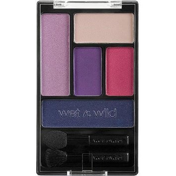 Wet 'n' Wild Wet N Wild C393A 0.21 oz Color Icon Floral Values Eye Shadow Floral Valu