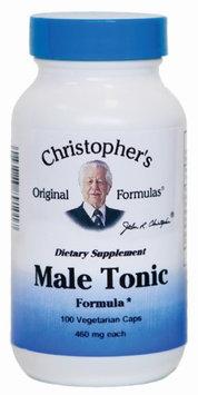 Male Tonic Formula 100 Caps from Dr. Christopher's Original Formulas