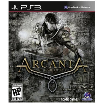 Nordic Games Na, Inc. Arcania The Complete Tale