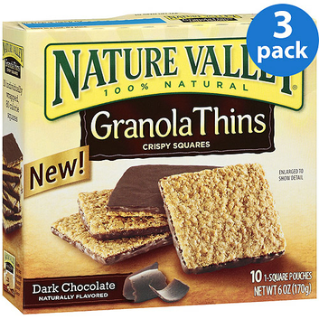 Nature Valley™ Granola Thins Dark Chocolate
