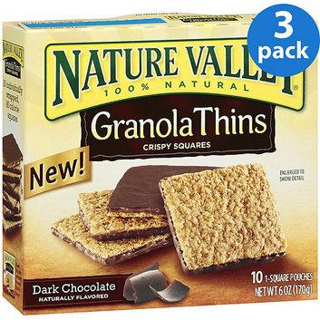 Nature Valley™ Granola Thins Dark Chocolate