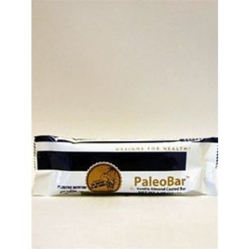 Designs For Health - PaleoBar Vanilla Almond Case of 18