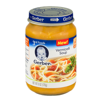 Gerber® 3rd Foods Vermicelli Soup