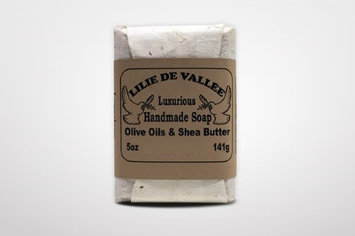 Shea Butter Tea Tree-Orange Lilie De Vallee 5 oz Bar Soap
