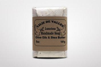 Shea Butter Eucalyptus Lilie De Vallee 5 oz Bar Soap
