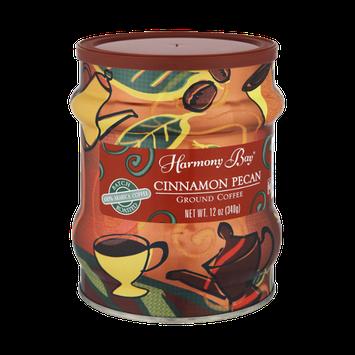 Harmony Bay Cinnamon Pecan Ground Coffee