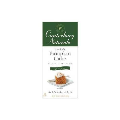 Canterbury Naturals Becka's Pumpkin Cake Mix (2 Pack)