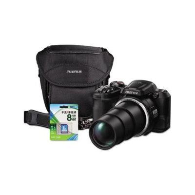 Fuji FinePix S8600 Digital Camera Bundle FUJ600013635