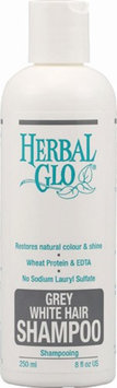 Herbal Glo Grey White Hair Shampoo 8 fl oz