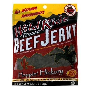 Wild Ride Beef Jerky, Hoppin' Hickory