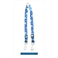 Yellow Dog Design TEL110 Solid Teal Coupler Lead - Large
