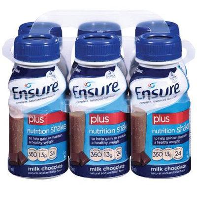 Ensure Plus Shake 6 Pack Milk Chocolate