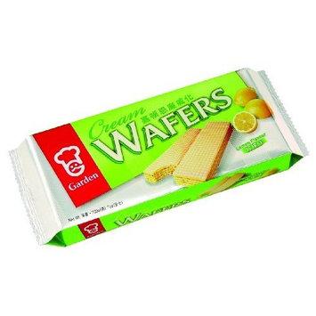 Garden Lemon Wafers # B3448, 7-Ounce (Pack of 8)