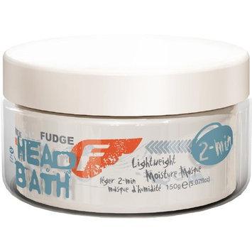 Fudge Head Bath Lightweight Moisture Masque for Unisex, 5.07 Ounce