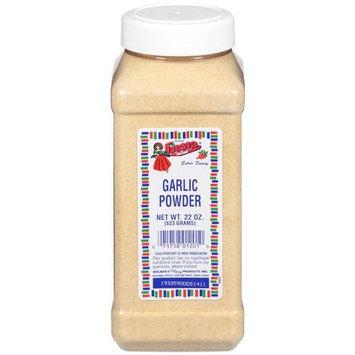 Fiesta Brand Garlic Powder, 22 oz jar