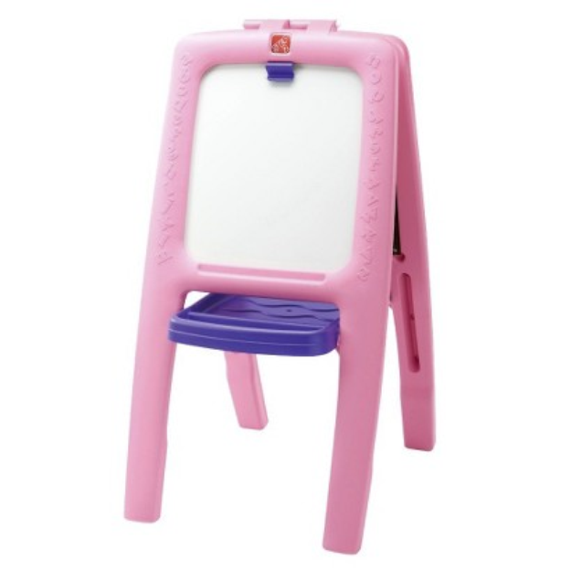 Step 2 Step2 Easel for Two Pink