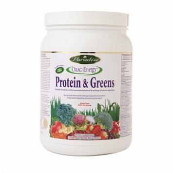 Paradise Herbs Orac-Energy Protein & Greens