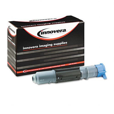 Innovera IVRTN550 TN550 Compatible Remanufactured Toner, 3500 Page-Yield, Black