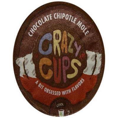 Crazy Cups 'Chocolate Chipotle Mole' Single Serve Coffee K-Cups