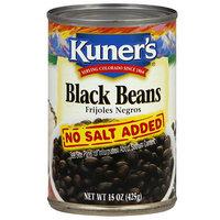 Kuner's Black Beans