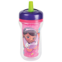 The First Years Disney Junior Insulated Straw Cup, Doc McStuffins, 1 ea