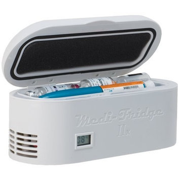 Micro-refrigerator With Temperature Display Medi-Fridge MRIIx with TEMPERATURE DISPLAY