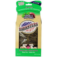 Loving Pets Barksters Alfalfa and Liver Krisps, Dog Treat, 5-Ounce