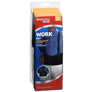 Walgreens Ace Work Belt