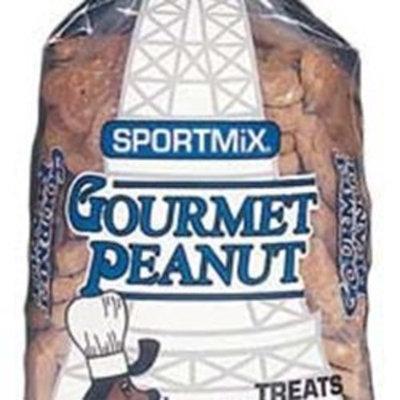 SPORTSMiX SPORTMiX Gourmet Peanut Dog Biscuit Treats, 4-Pound Bag