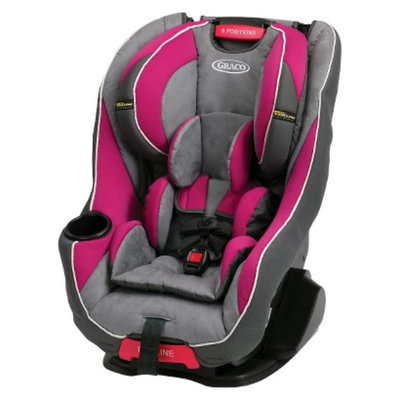 Graco Headwise 65 Convertible Carseat with Safety Surround - Parade