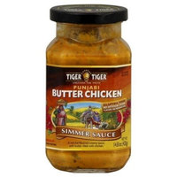 Tiger Tiger Sauce, Punjabi Btr Chickn, 14.80 Ounce (Pack of 6)